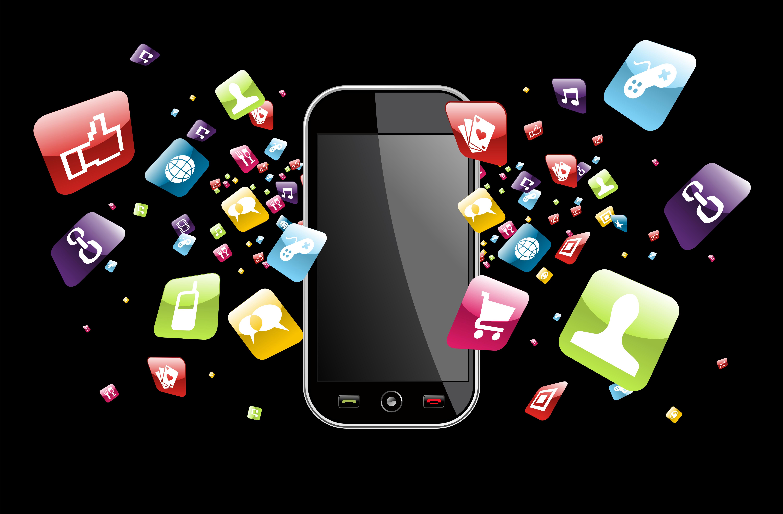 Mobilny świat w telefonie