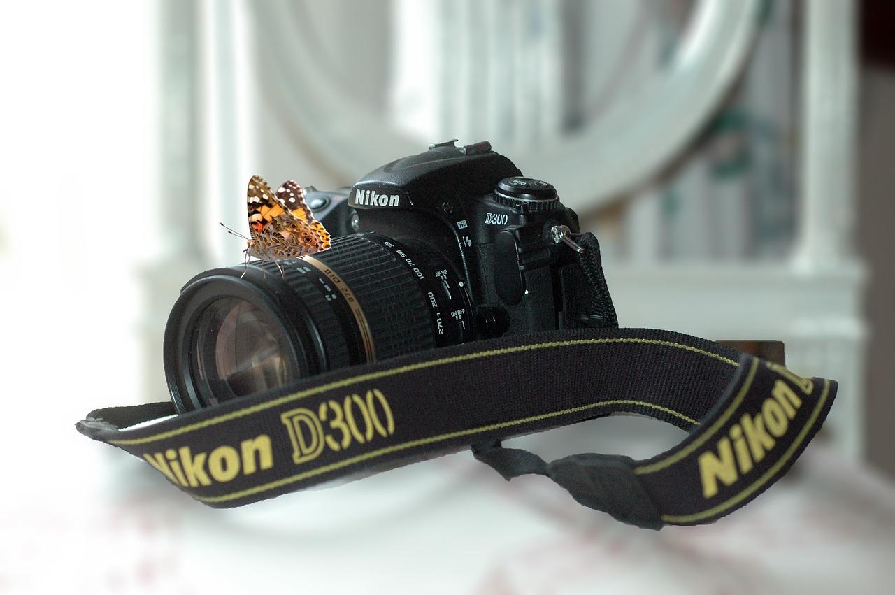 Aparat fotograficzny na warsztat