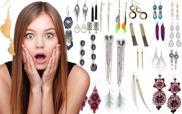 Ilość biżuterii w kobiecej szkatułce może przyprawić o zawroty głowy niejednego mężczyznę