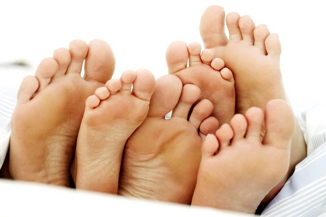 Dbajmy o zdrowe stopy całej rodziny