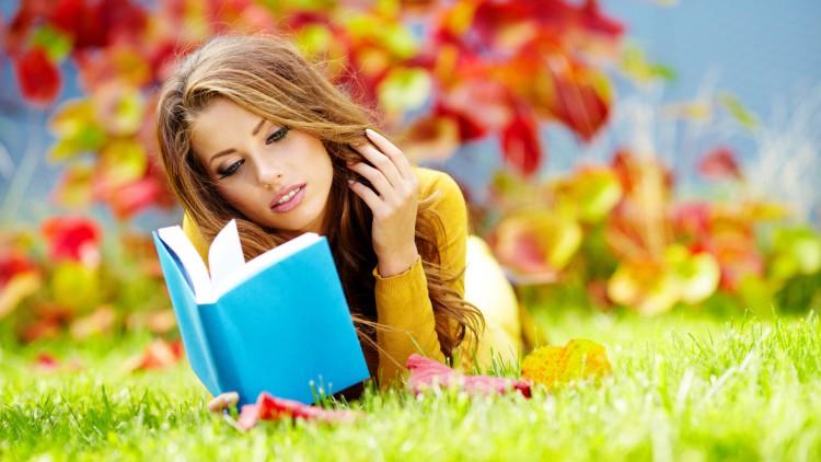 Złota jesień to idealy czas na czytanie