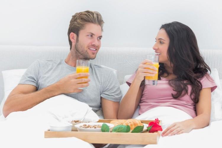 Zbilansowana i zdrowa dieta? W łóżku i dla dobra łóżkowych spraw