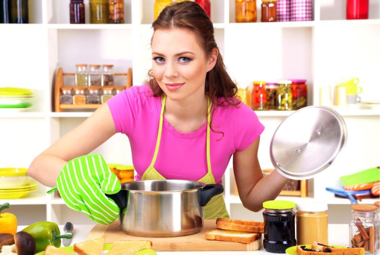 Jeśli zdarzają nam się w kuchni wpadki - nie ma co rozpaczać! Trzeba sobie radzić!