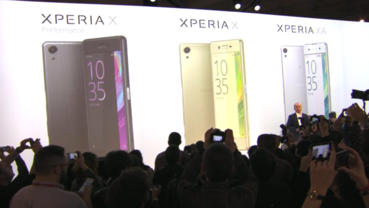 Uwaga, uwaga! Przed Państwem... nowe smartfony Sony Xperia