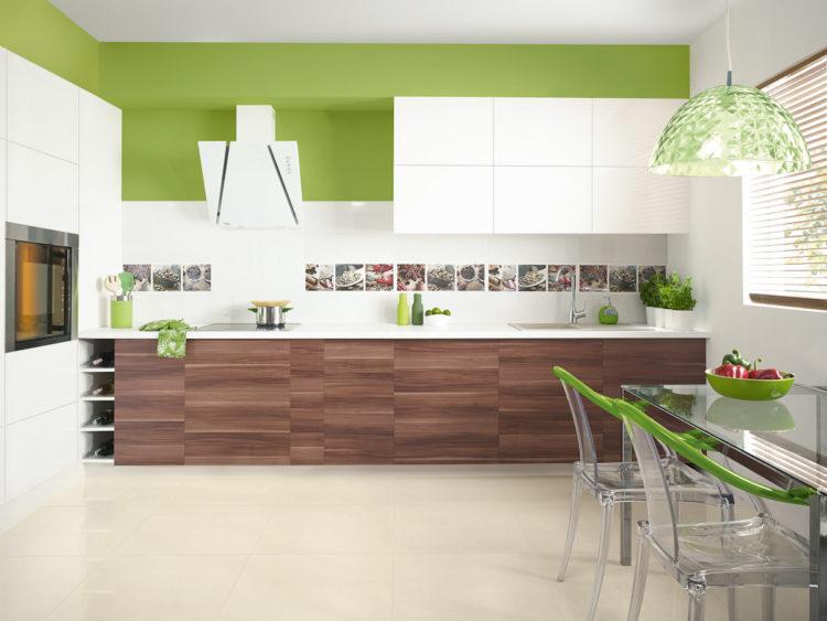 Kuchnia to serce domu - urządźmy je tak, by było przyjemne i funkcjonalne. Podstawą są... płytki na podłogę!