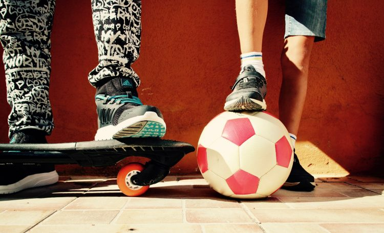 Sport to zdrowie! Każdy! Dalego wybierzcie dyscyplinę idealną dla siebie i działajcie!