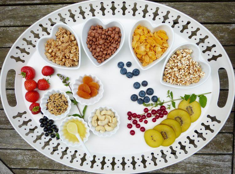 Witaminy i minerały znajdują się przede wszystkim w owocach i warzywach