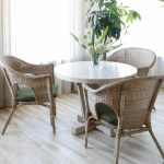 Meble wiklinowe do salonu – najpiękniejsze aranżacje
